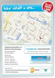 Bekijk onze flyer over onze verzekeringen en dienstverlening. U bepaalt hoe wij werken.