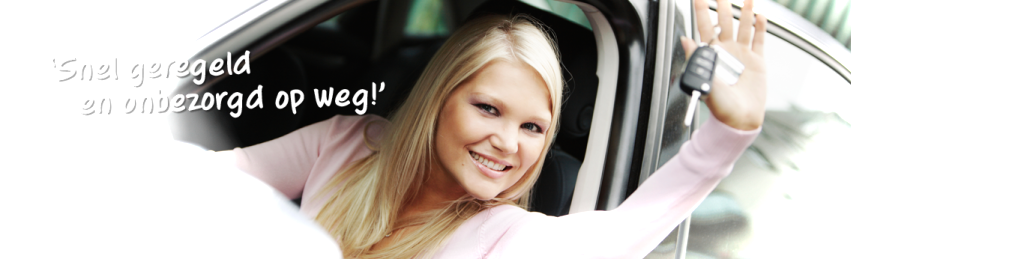 Premie autoverzekeringen vergelijken